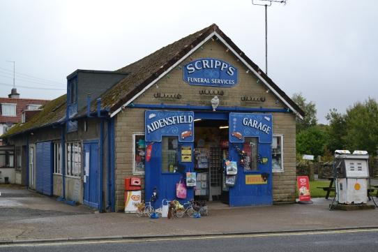 Scripps Garage, Aidensfield (Goathland)