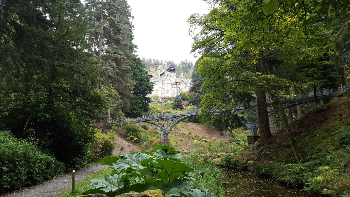 Cragside – an exceptional estate
