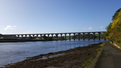 Berwick train bridge