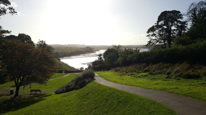 River Tweed at Berwick