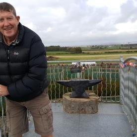 Padlocks on the bridge at Gretna Green (turnrightoutofportsmouth.com)