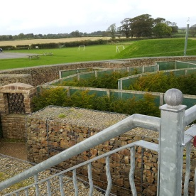 The Courtship Maze at Gretna Green (turnrightoutofportsmouth.com)