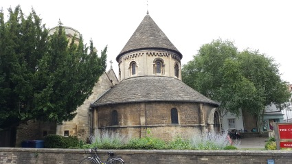 Holy Sepulchre, Cambridge