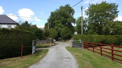 Whitegates, Caerwys