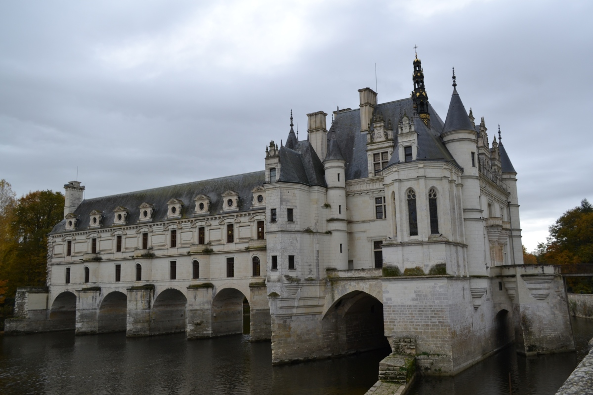 Discovering Chateau de Chenonceoux and Amboise nearby