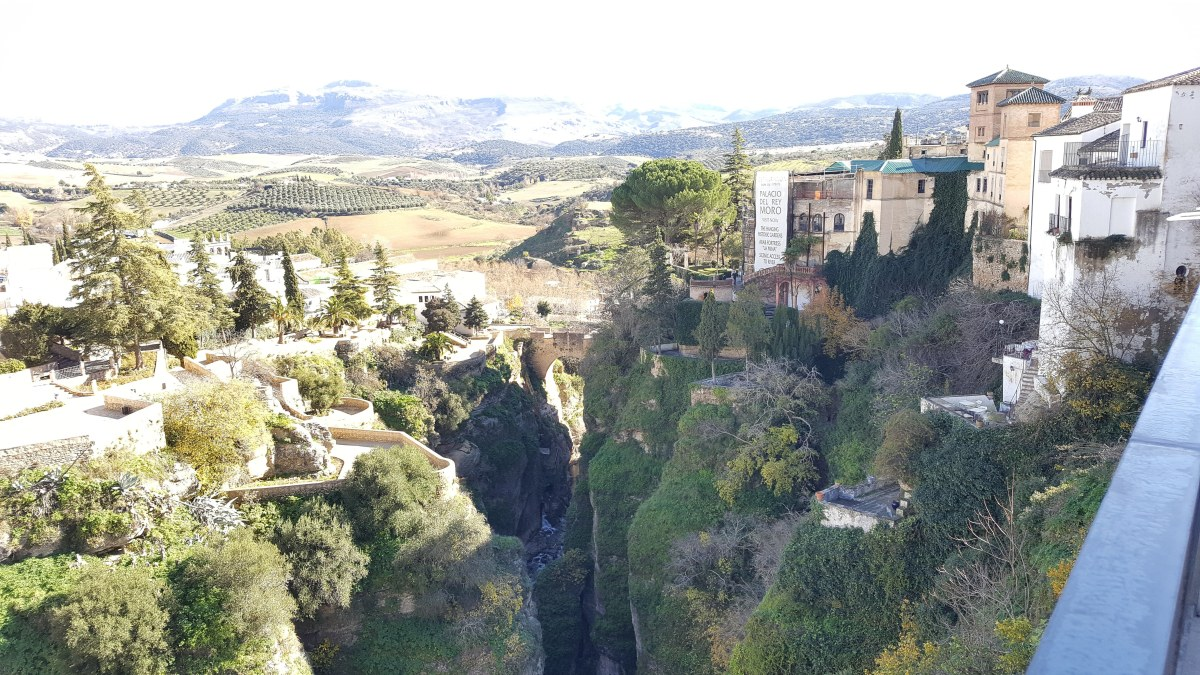 Ronda – a little Gem high up in the Mountains