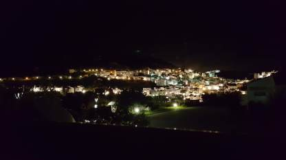 Casares by night