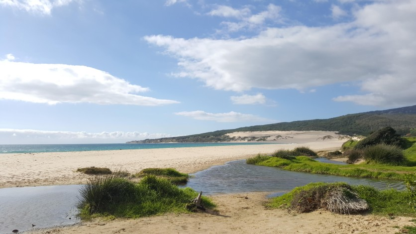 Valdevequeros beach nr Tarifa