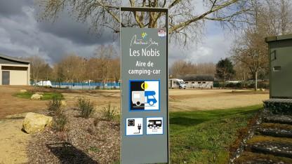 Free Motorhome Service Area