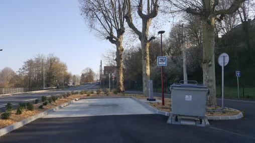 Service Area, Le Mans