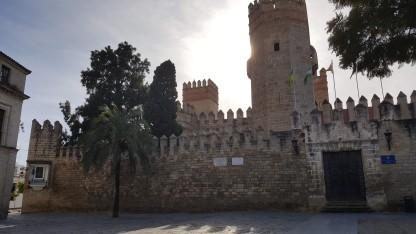 The Alcazaba at El Puerto de Santa Maria