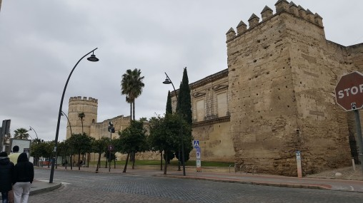 Alcazaba, Jerez