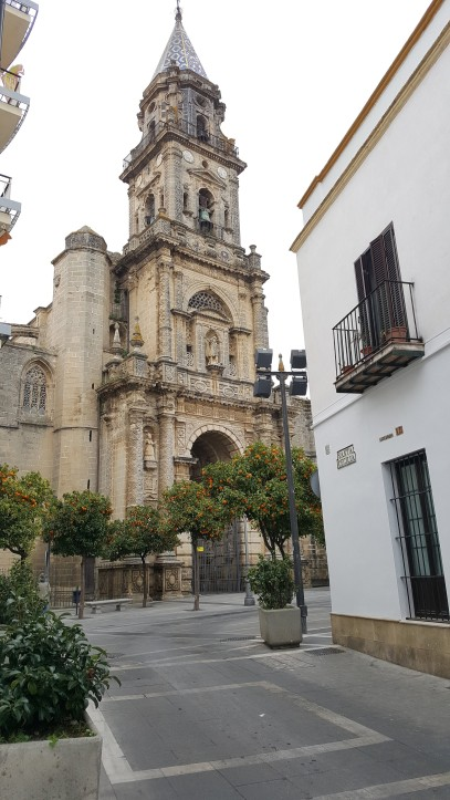 Iglesia de San Miguel, Jerez
