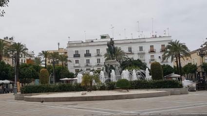 Plaza de Arenal, Jerez