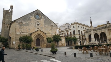 Iglesia de Dionisio, Jerez