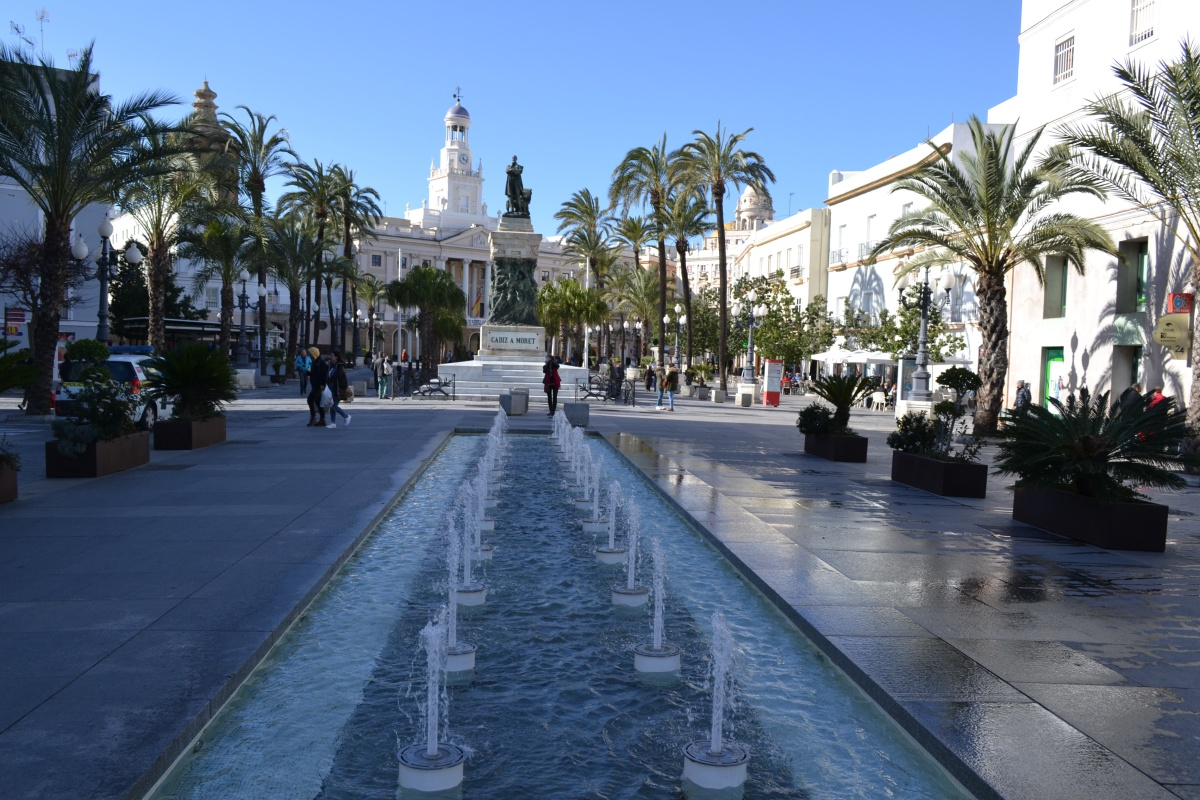 Cadiz, the oldest city in Europe & Jerez,the home ofsherry