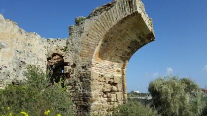 Ruins of Santa Catalina castle