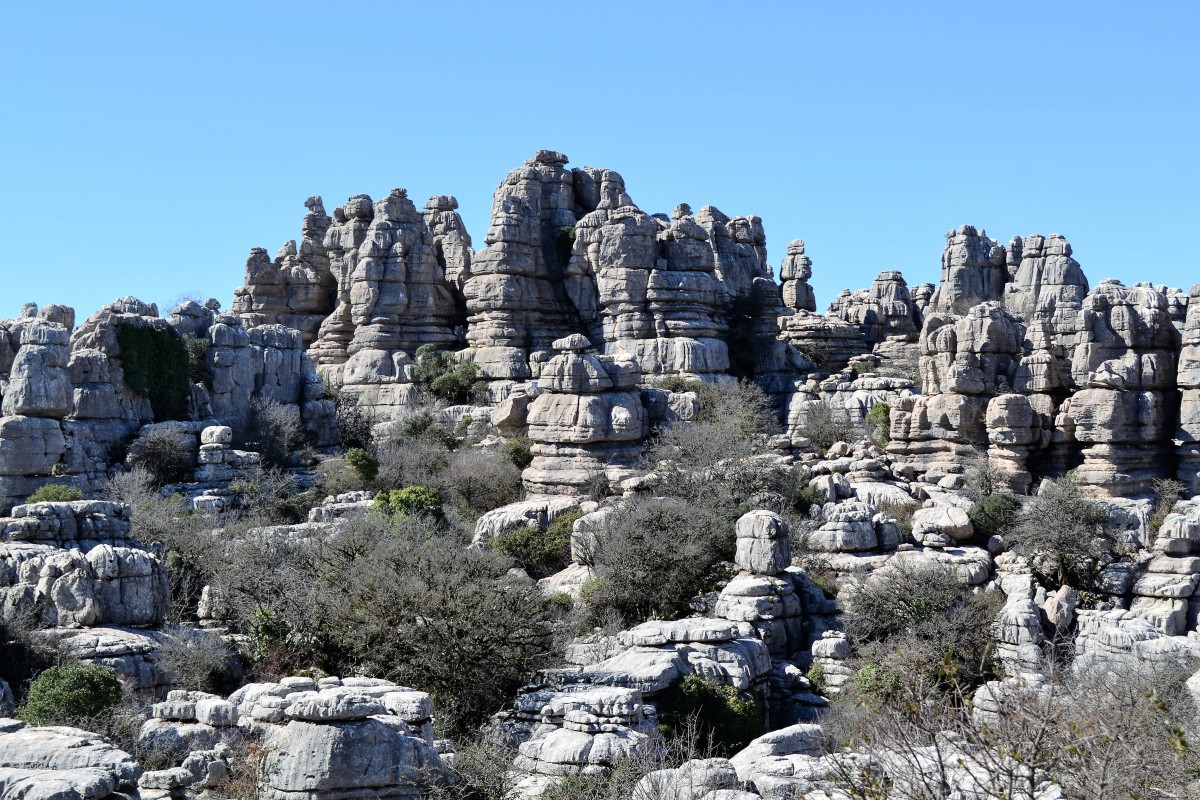 Antequera and El Torcal