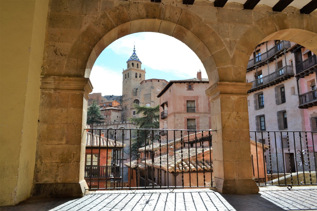 Another Spanish Hidden Gem – Albaraccin.  The Most Beautiful Village in Spain?