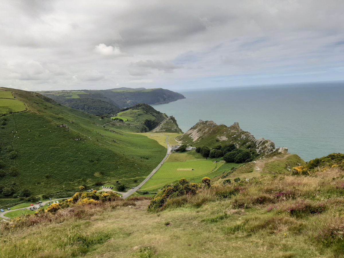 Walking in Exmoor – Lynmouth, Lynton, West Lyn