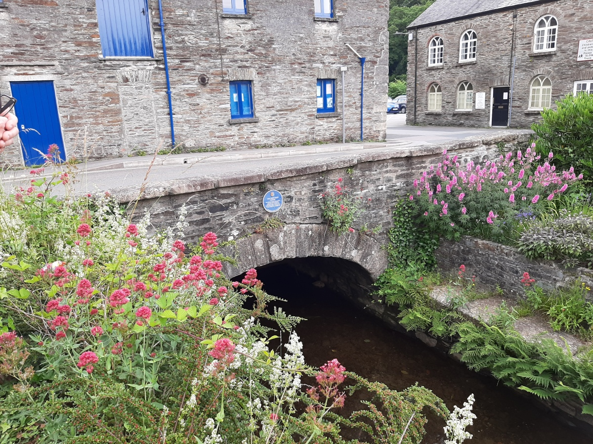 Tavistock – Ancient Stannary Town and Birthplace of Sir Francis Drake. Absolutelycharming!